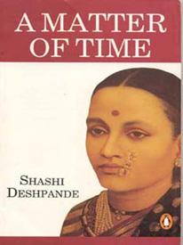 thesis on shashi deshpandes novels